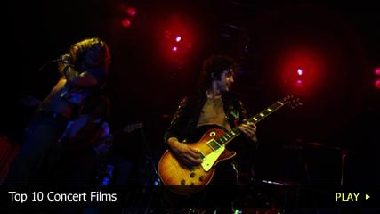 News video: Top 10 Concert Films