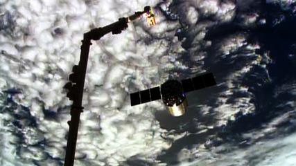 News video: Watch: ISS takes out the trash, dumps Cygnus capsule